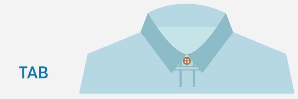 tab collars quality business shirts