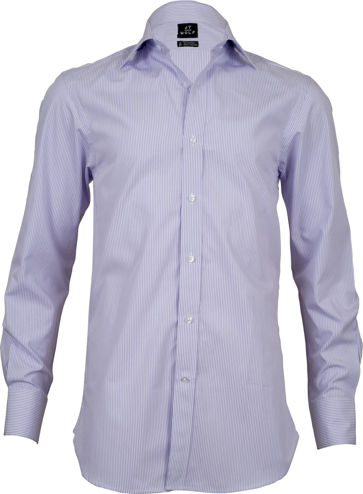 bcade621 Classic Fit Mauve Stripe Business Shirts – JT Wolf Business Shirts