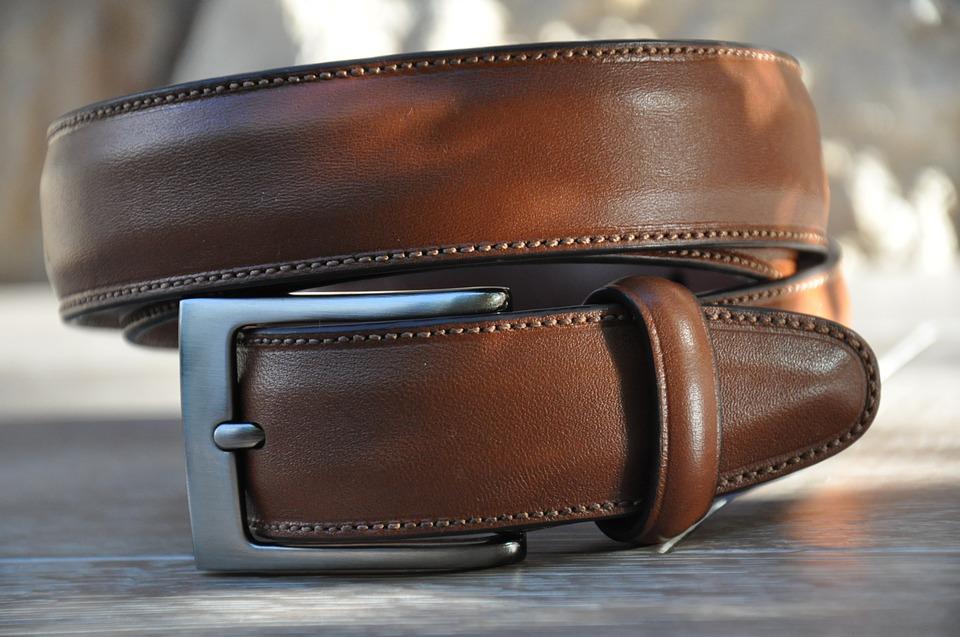 men's leather belt 1